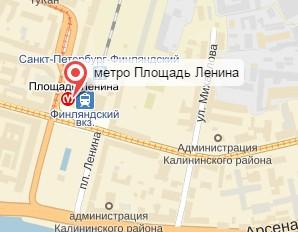 Ветеринар на дом Площадь Ленина