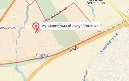 Ветеринар на дом Ульянка округ