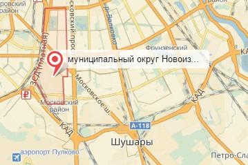 Ветеринар на дом Новоизмайловское округ